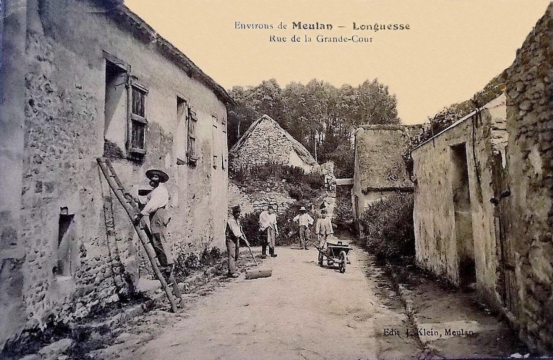 Longuesse - Rue de la Grande Cour