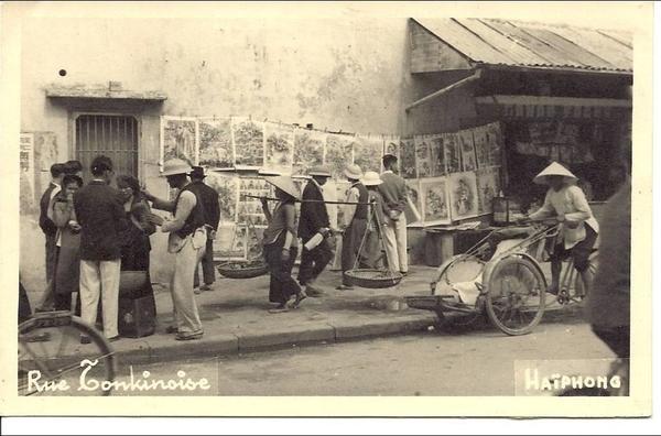 Haïphong - Haiphong / rue Tonkinoise