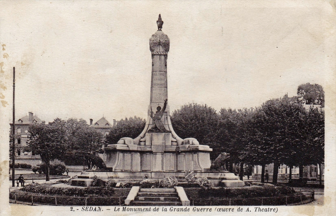 Sedan -  Edition Charon - Sedan (Ardennes)