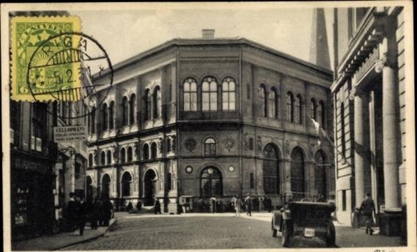 Riga - Cp Riga Lettland, Börse
