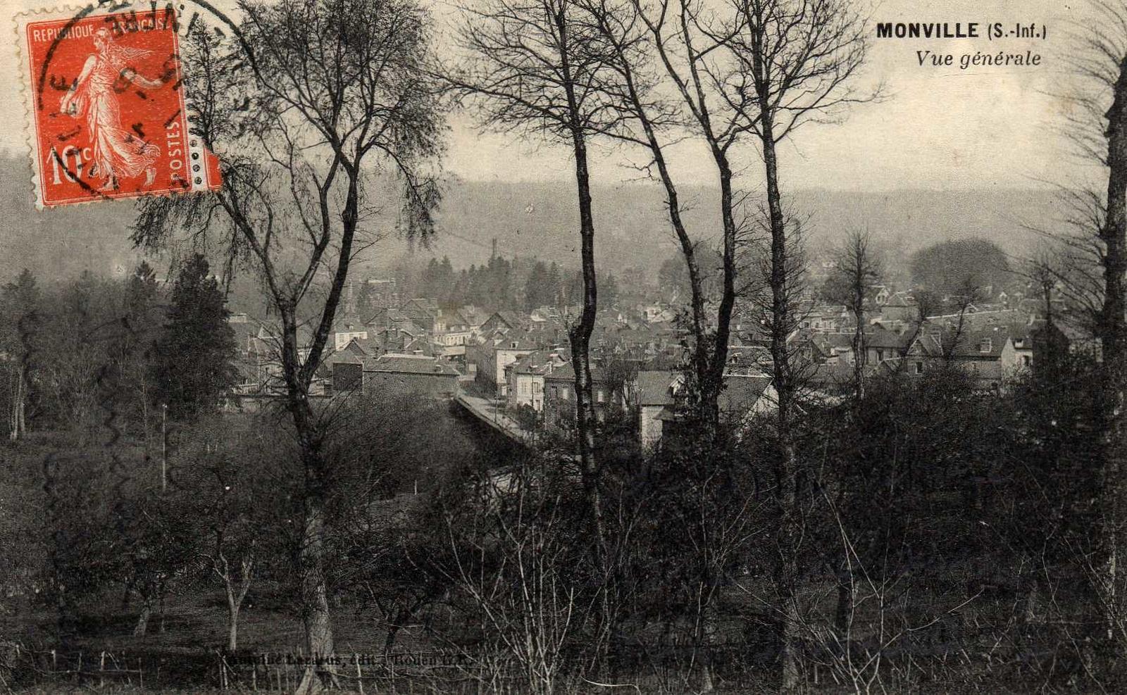 Montville - Salon de cartes postales Dieppe 13/03/2016 - Carte postale ancienne et vue d'Hier et ...