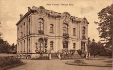 Carte Kain Belgique.Kain Carte Postale Ancienne Et Vue D Hier Et Aujourd Hui