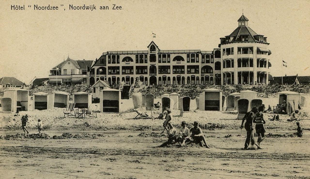 Noordwijk Aan Zee - Hotel Noordzee