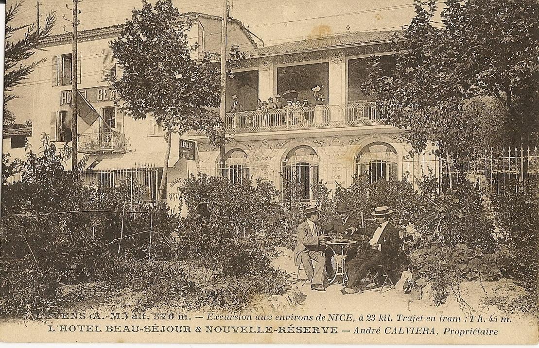 Levens - Levens Hotel Beausejour
