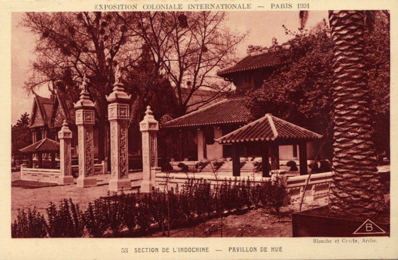 Hue -  Pavillon
