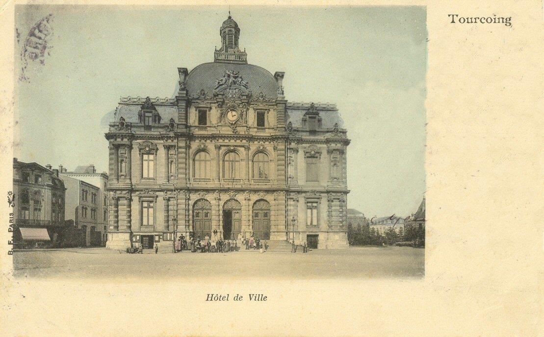 Tourcoing - Hotel de ville