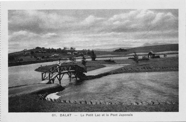 Dalat - Chemin de fer: le LANG BIAN au temps de l'Indochine