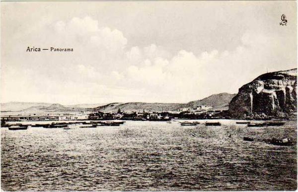 Arica - Panorama.
