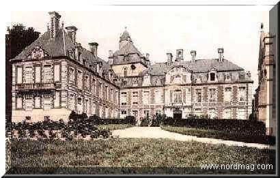 Bruay-la-Buissière - Bruay la Buissière son château