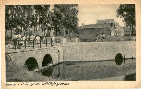 Elburg - Verdedigingswerken