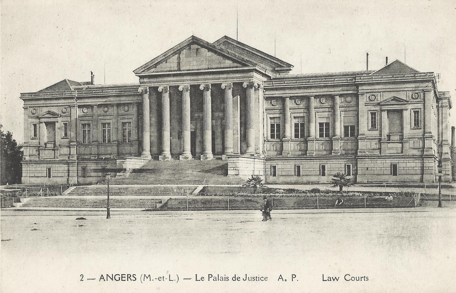 Angers - Palais de Justice