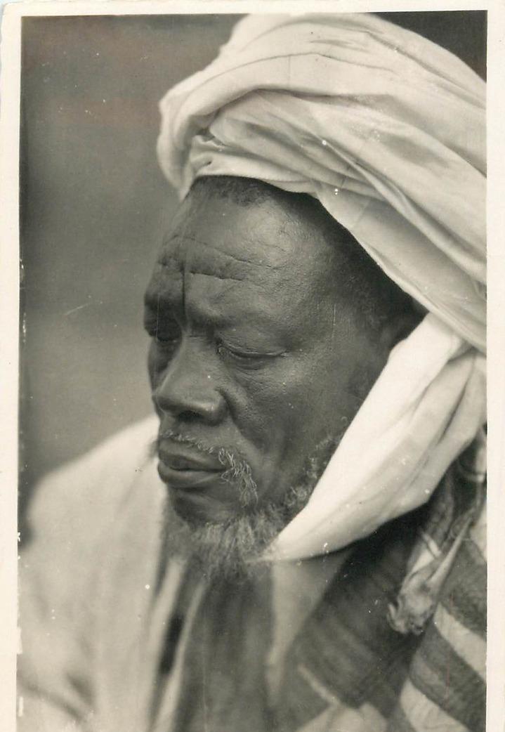 -  CAMEROUN 'Chef Foulbé'