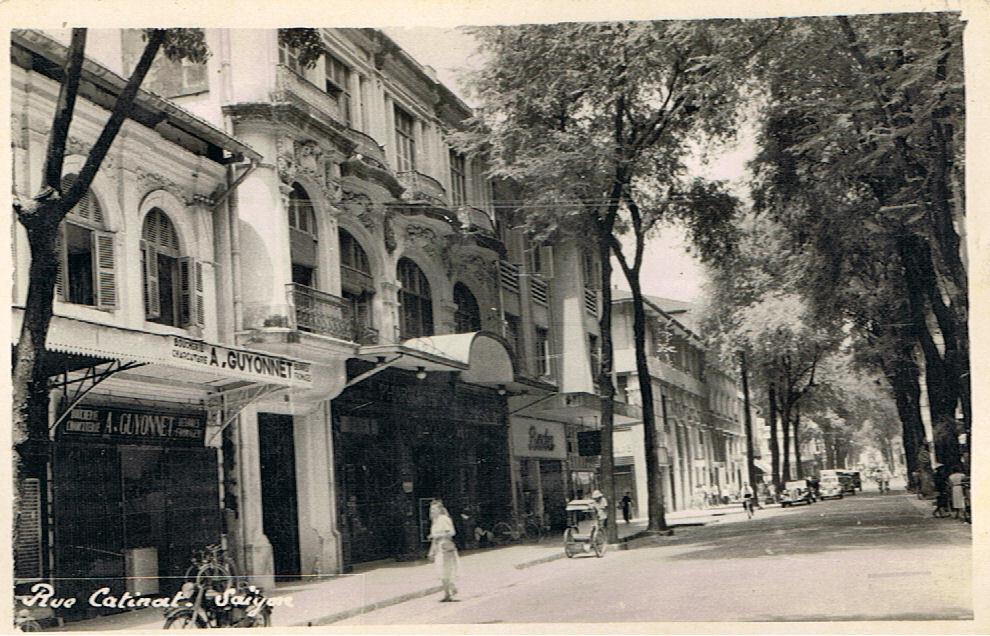 Saïgon -  rue Catinal