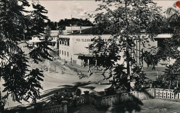 Yaoundé - AFRIQUE - CAMEROUN - YAOUNDÉ  - La Poste