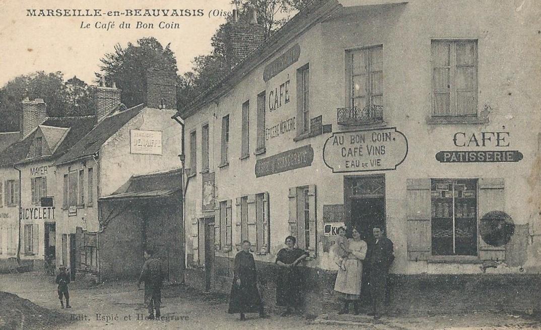 Marseille En Beauvaisis Patisserie Hotel Restaurant