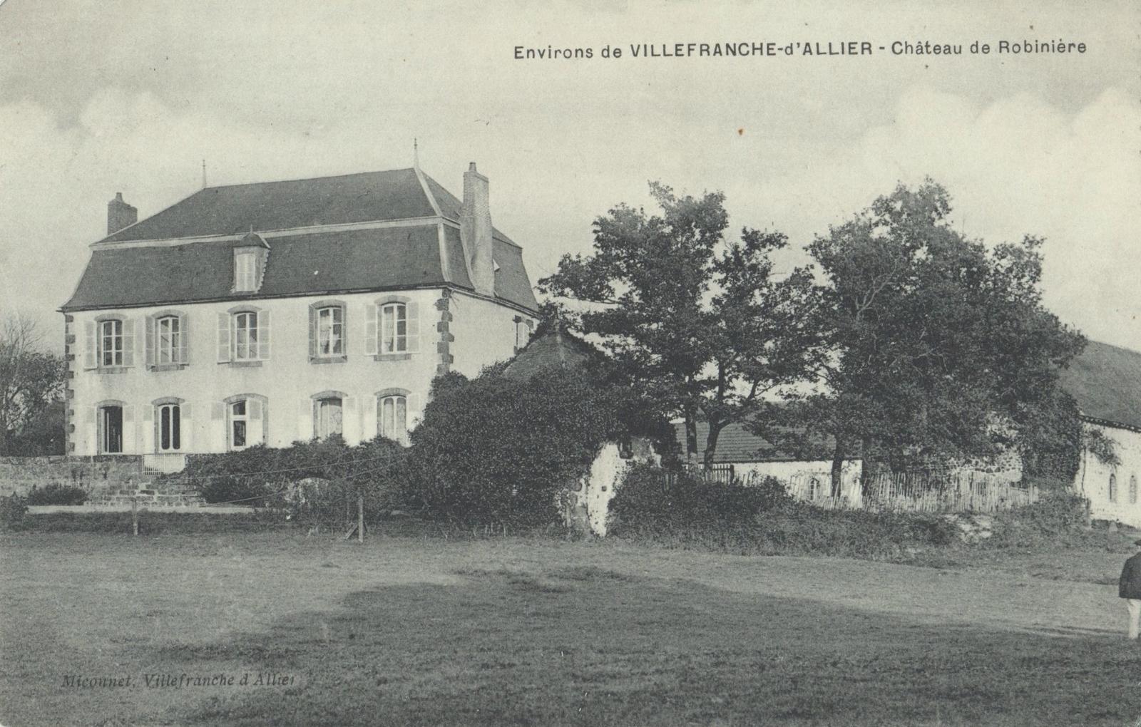 Les Jardins De La Robinière recherche de cartes postales - geneanet