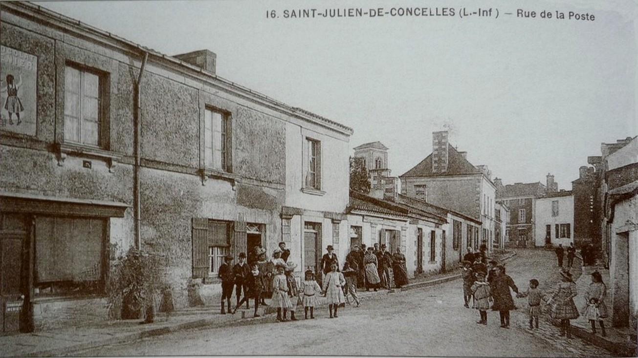 100 Fantastique Concepts La Poste Saint Julien De Concelles
