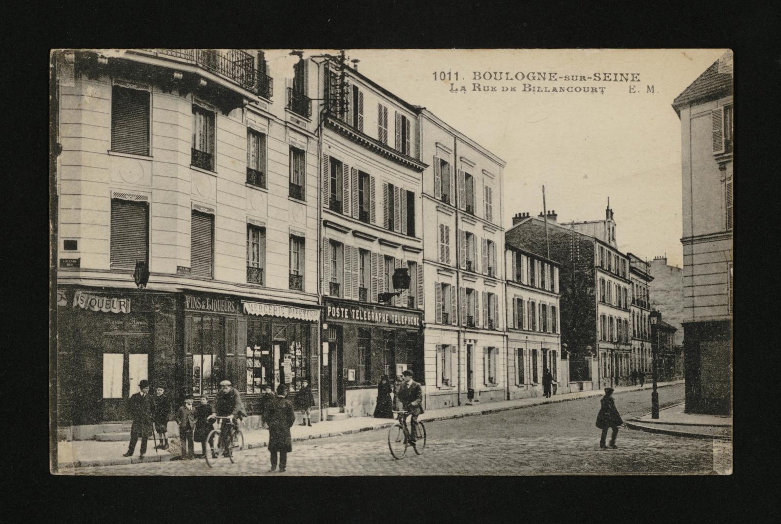 rencontre gay montpellier à Boulogne-Billancourt