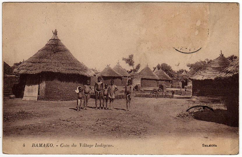 Bamako - Bamako - Coin du Village Indigène