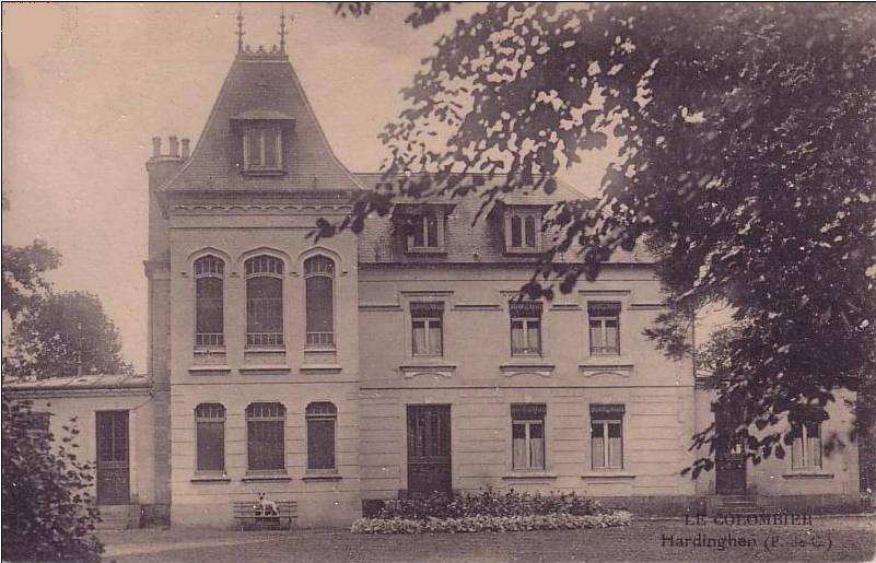 Hardinghen - Chateau du Colombier