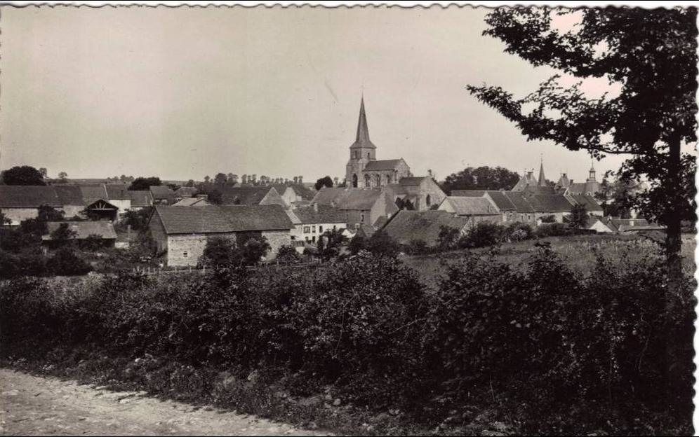 Sainte-Sabine - SAINTE SABINE Vue générale