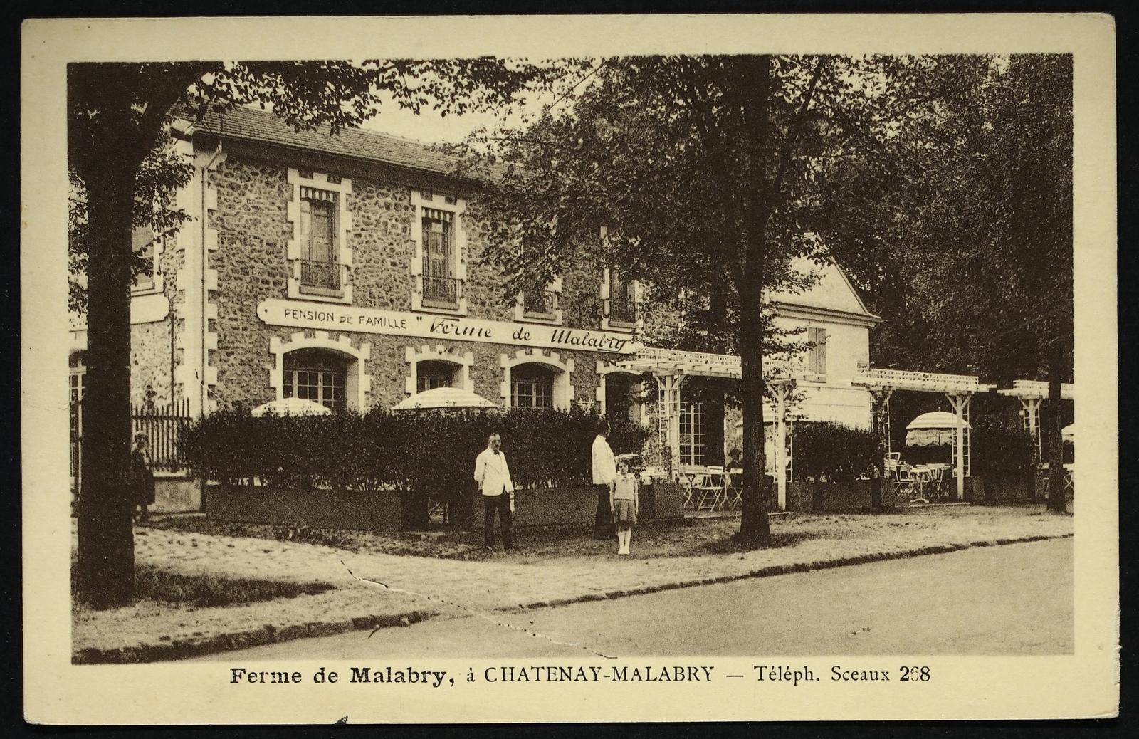 rencontre homosexuel à Châtenay-Malabry