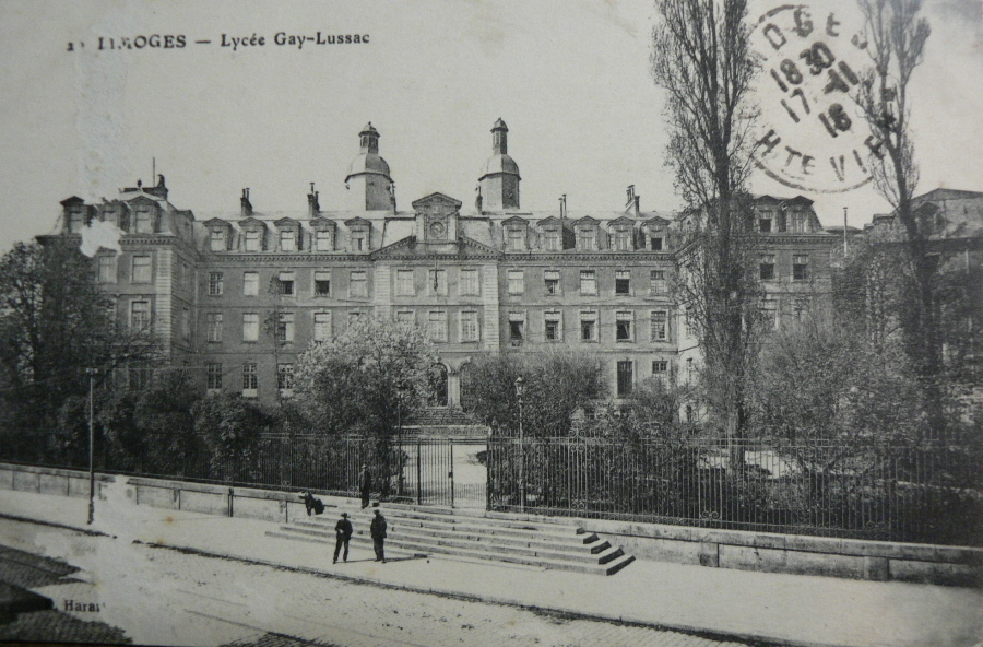 Limoges - Lycée Gay-Lussac