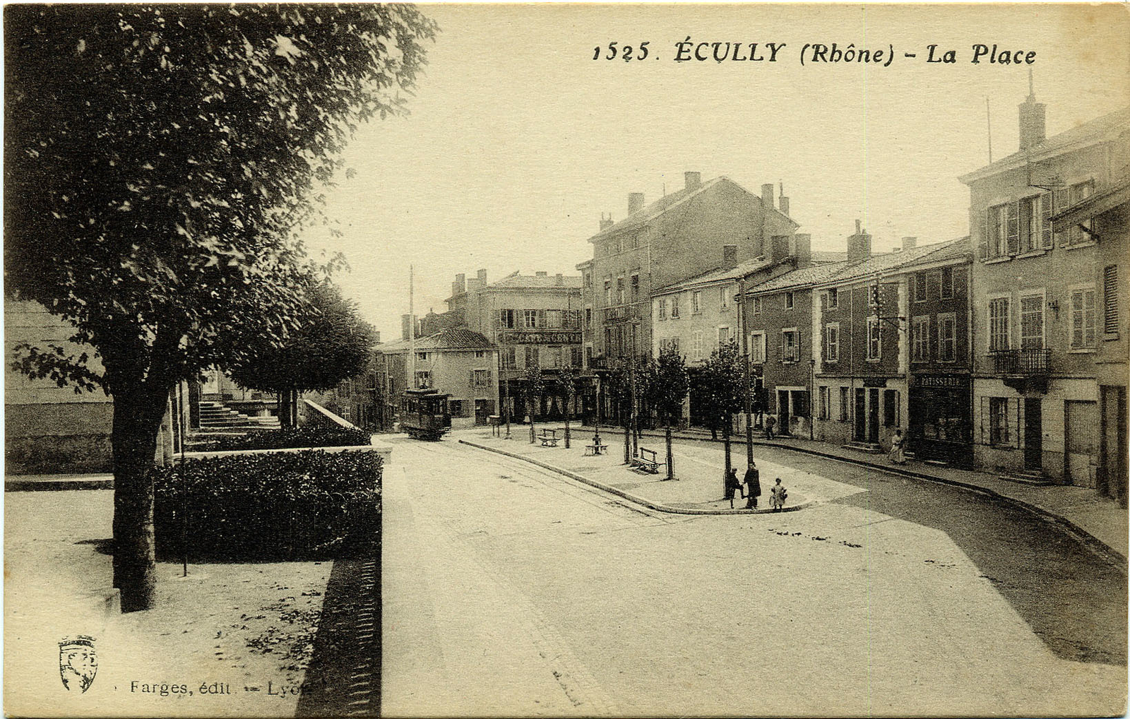 Ecully - Ecully La Place