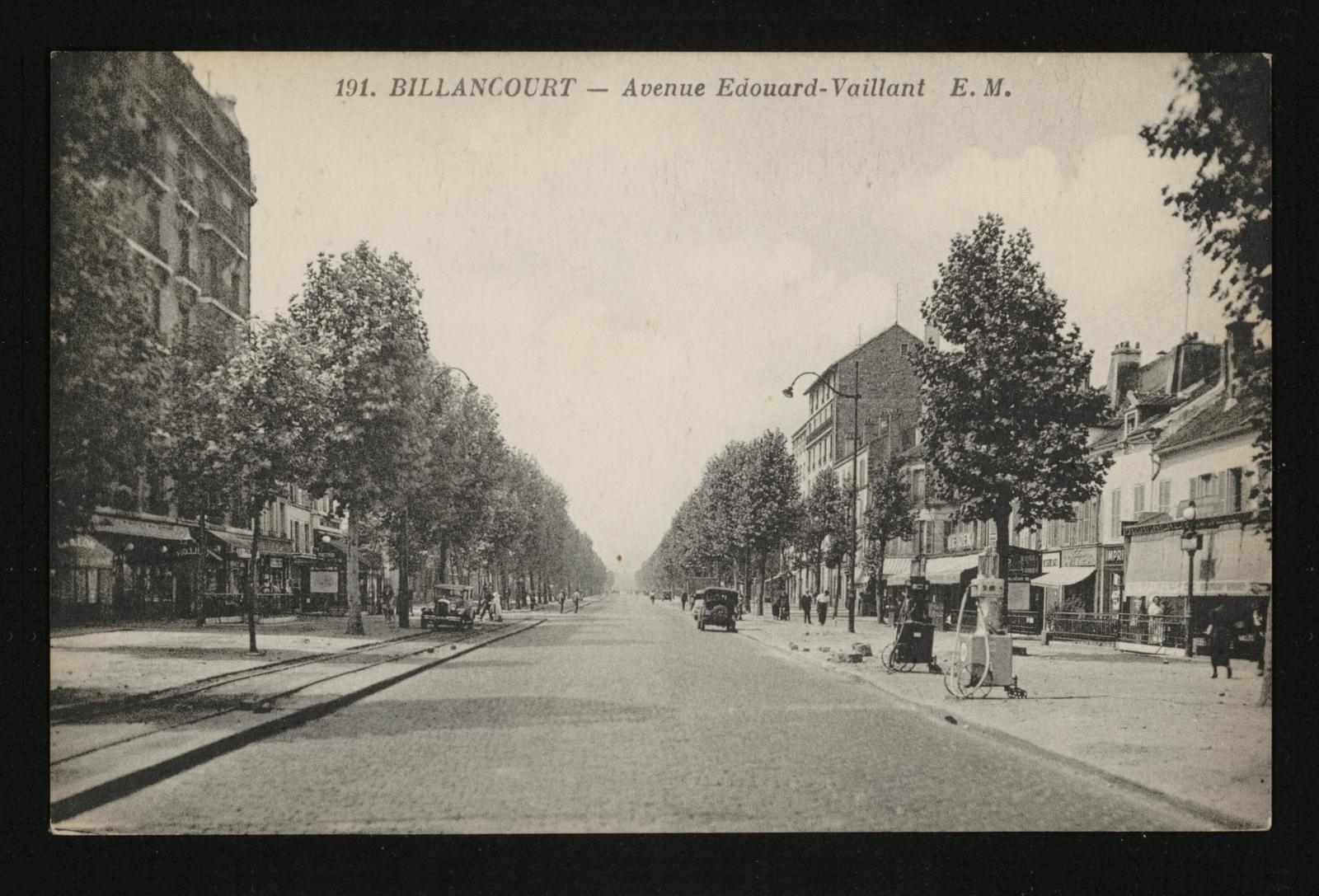 100 Fantastique Idées Avenue Edouard Vaillant Boulogne