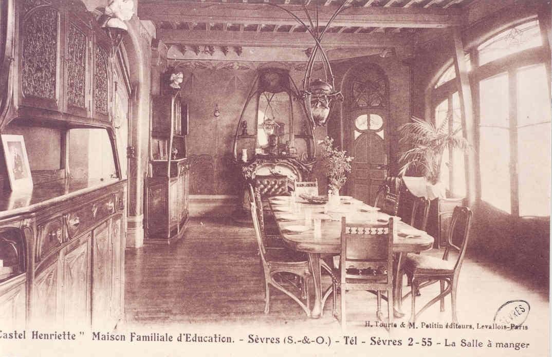 Sevres 18 Fi4 792 Sevres Castel Henriette Maison Familiale D