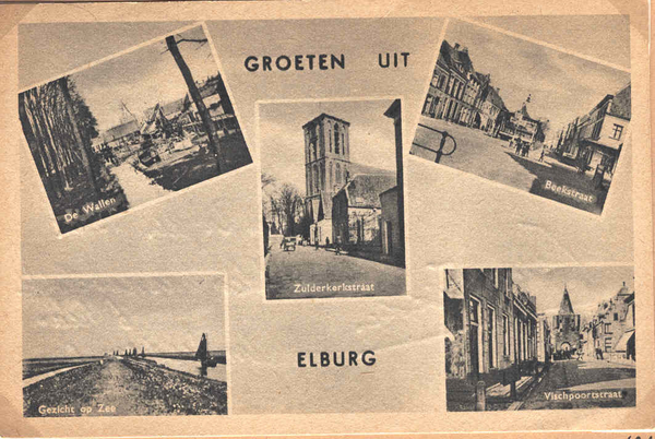 Elburg - 1949