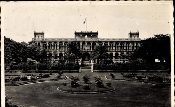 Bamako - Cp Bamako Mali, Palais du Gouverneur