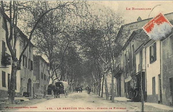 Le Perthus - LE PERTHUS Avenue de FiguerasEd Labouche