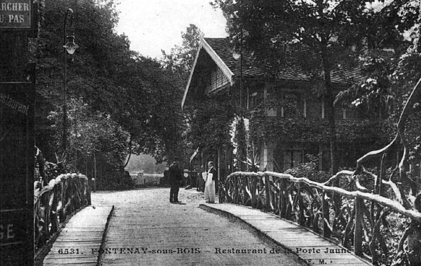 Bibliothèque De Fontenay Sous Bois fontenay-sous-bois - recherche de cartes postales - geneanet