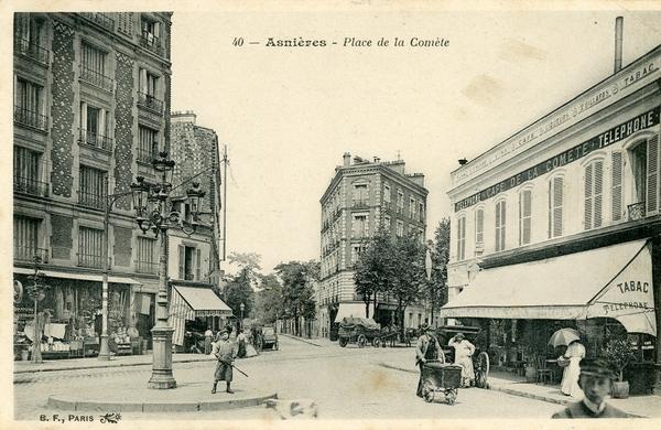 Asnières sur Seine