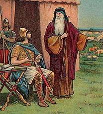 Saül d'ISRAËL