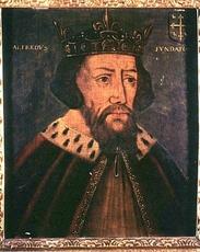 Alfred (Le Grand) (Saint Alfred) de WESSEX