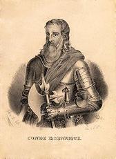 Henri CAPETIENS de BOURGOGNE-PORTUGAL