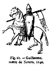 Guillaume II de NEVERS