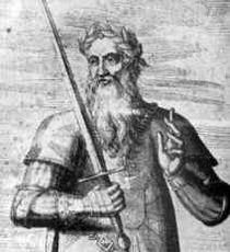 Baudouin IV (Le Barbu) de FLANDRE