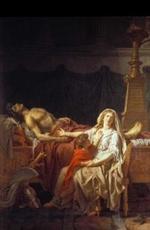 Andromaque de MYTHOLOGIE GRECQUE
