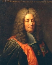 Henri-François d'AGUESSEAU