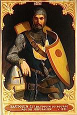 Baudouin II (Du Bourg) de RÉTHEL