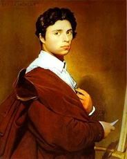 Jean Auguste Dominique INGRES