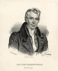 CLÉREL de TOCQUEVILLE Hervé Louis François Joseph Bonaventure