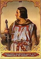 Philippe II CAPETIENS d'ARTOIS