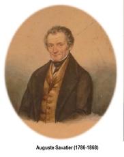 Jacques Auguste SAVATIER