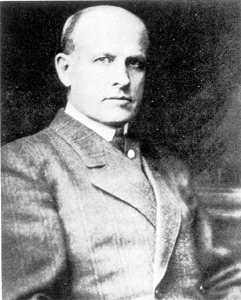 Post Charles William