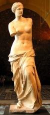 Aphrodite (Vénus) de MYTHOLOGIE GRECQUE