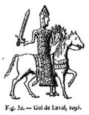 Guy II (Le Chauve) de LAVAL